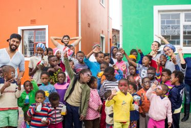 Hope with laughter II – The Green Doors Orphanage