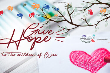 #GiveHope Syrian Orphans – Education
